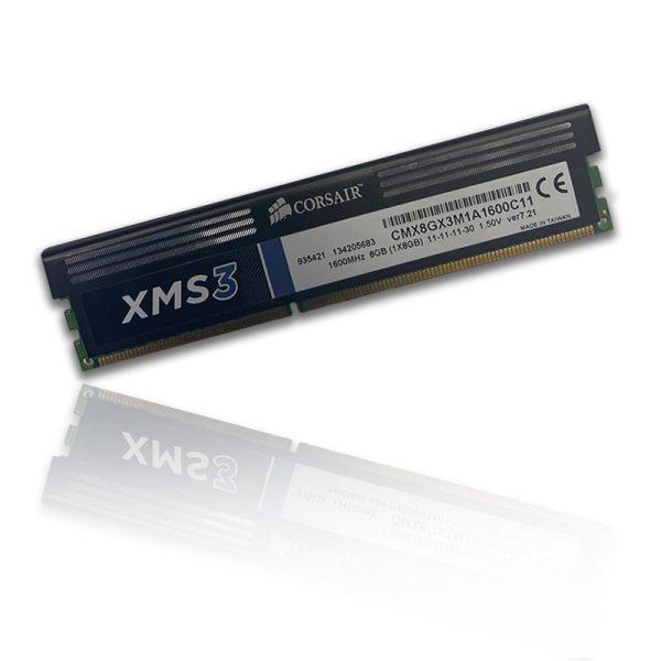 Corsair xms3 8GB 1600Mhz DDR3
