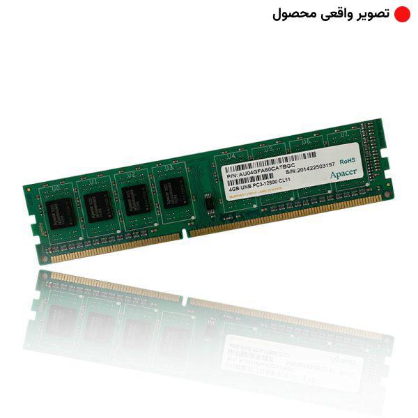APACER 4GB DDR3 1600mhz
