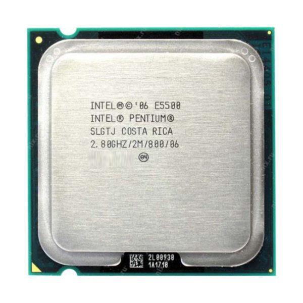 Intel Pentium Processor E5500