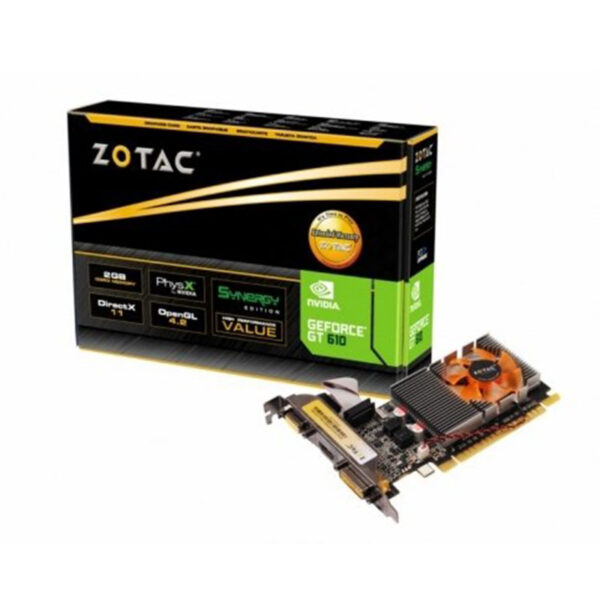 Zotac GT 610 Synergy 2GB DDR3