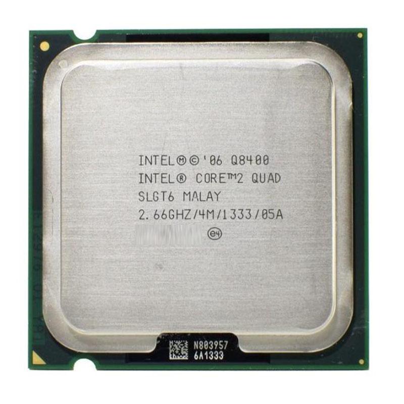 پردازنده اینتل مدل Intel Core 2 Quad Processor Q8400
