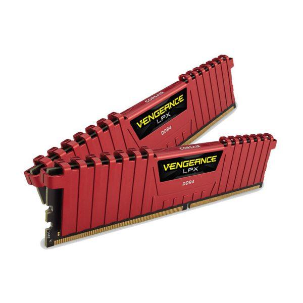 رم 16 گیگ Corsair Vengeance LPX 16GB 8GBx2 3200mhz DDR4