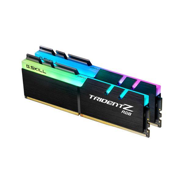 رم 16 گیگ Trident Z RGB 16GB 8GBx2 3200Mhz DDR4