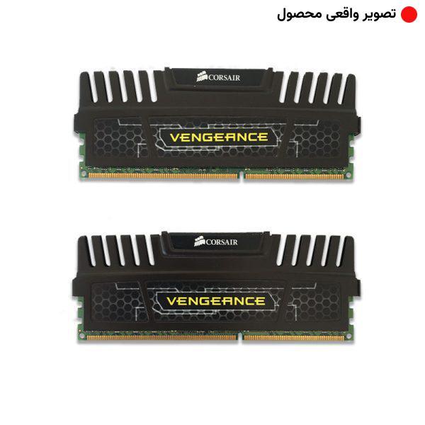 CORSAIR Vengeance 8GB 4GBx2 DDR3 1600Mhz
