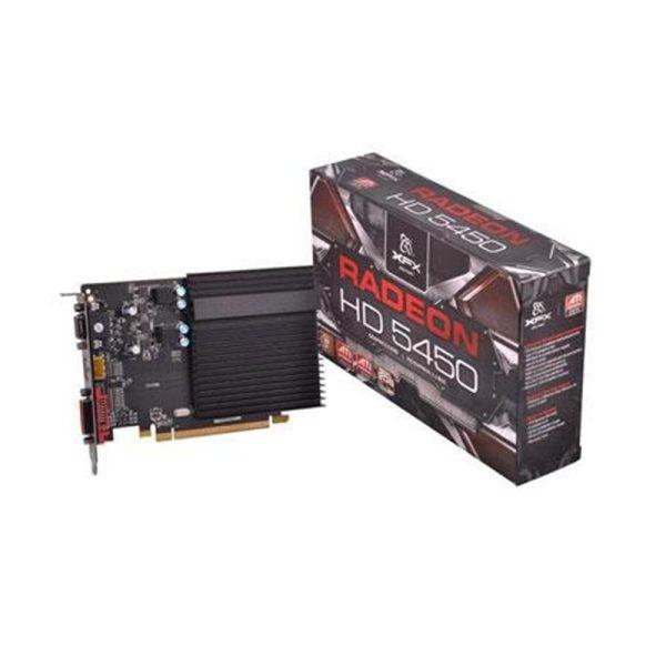 کارت گرافیک ایکسافایکس XFX Radeon HD 5450 HD-545X 2GB DDR3