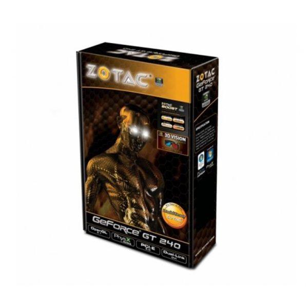 ZOTAC GT 240 1GB DDR5