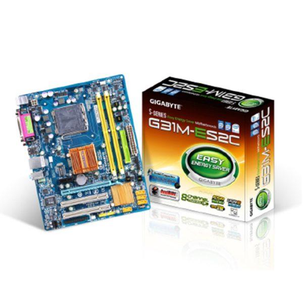 Gigabyte G31M ES2C DDR2