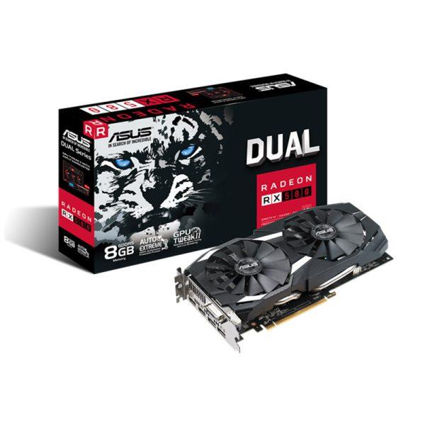 ASUS MINING RX 580 8GB GDDR5