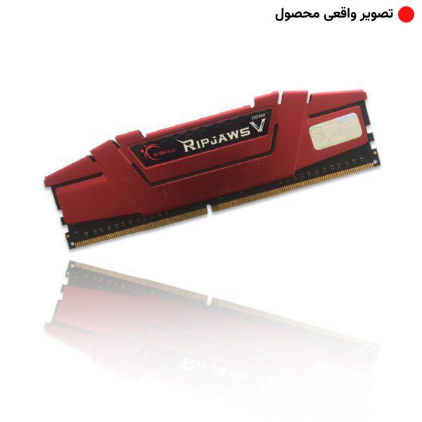 رم 4 گیگ GSkill Ripjaws 4GB 2400Mhz DDR4