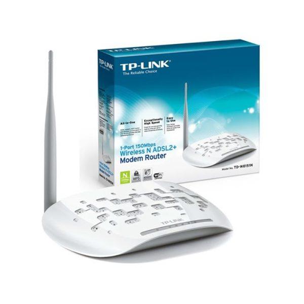 مودم تی پی لینک مدل TP-LINK Modem 8151N