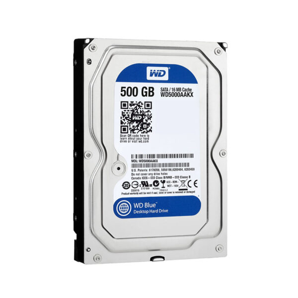 هارد دیسک وسترن دیجیتال Western Digital Blue 500GB