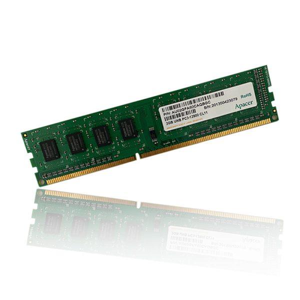 رم اپیسر Apacer 2GB DDR3 1600Mhz