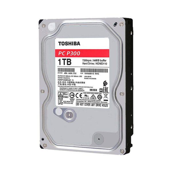 هارد دیسک TOSHIBA 1TB P300