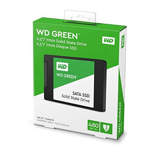 wd green ssd 480gb