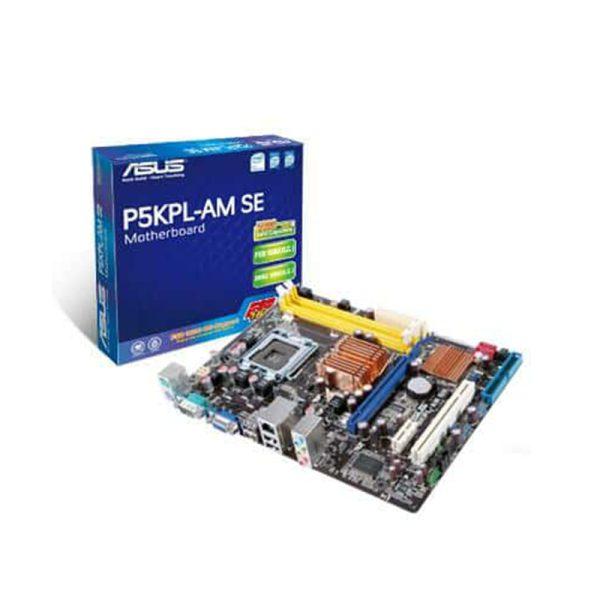 باندل مادربرد ASUS P5KPL-AM SE + پردازنده Intel Pentium E5200