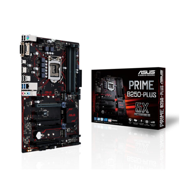 ASUS Prime B250 Plus + Core i5 6400