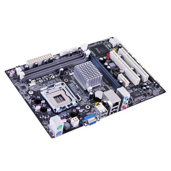 مادربرد Elite G41T-M13 + پردازنده Intel Pentium E5700