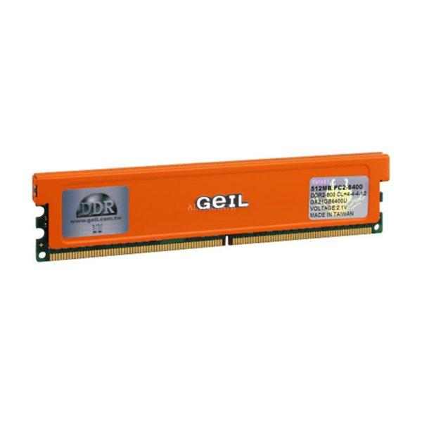 رم 1 گیگ ژیل Geil 1GB 800Mhz DDR2