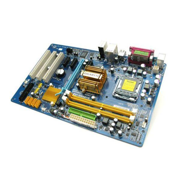 مادربرد Gigabyte P31 ES3G DDR2 + پردازنده Intel Pentium E2200