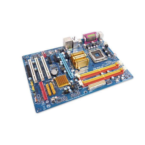 مادربرد Gigabyte EP31 DS3L + پردازنده Intel E5300