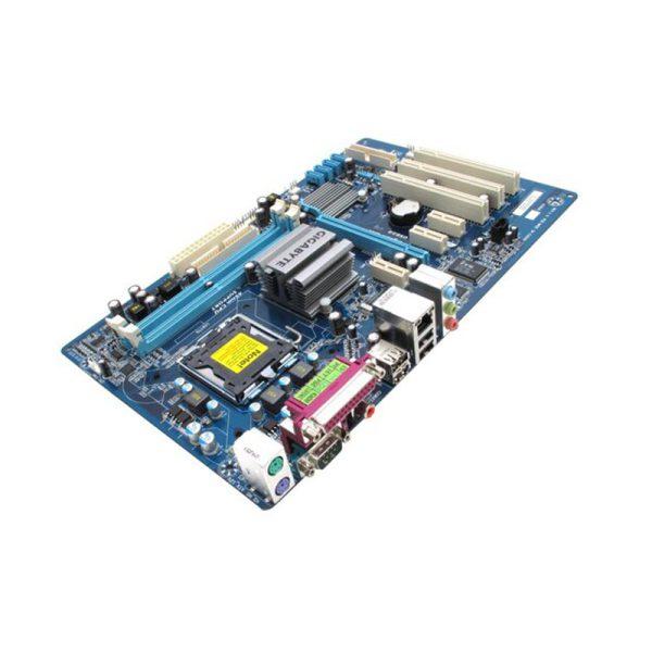 مادربرد Gigabyte P41 ES3G DDR2 + پردازنده Intel Pentium E5300