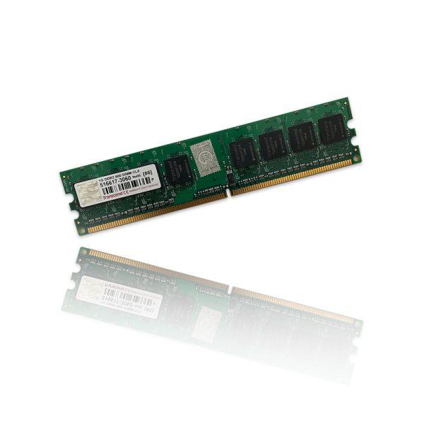 رم ترنسند 1 گیگ Transcend 1GB 800Mhz DDR2