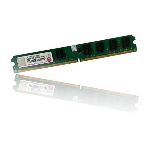 رم ترنسند 2 گیگ Transcend 2GB 800Mhz DDR2