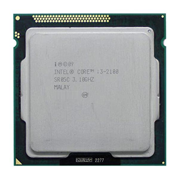 پردازنده اینتل Intel Core i3 2100