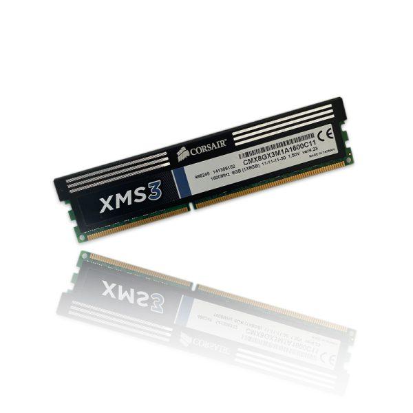 رم 8 گیگ کورسیر Corsair xms3 8GB 1600Mhz DDR3