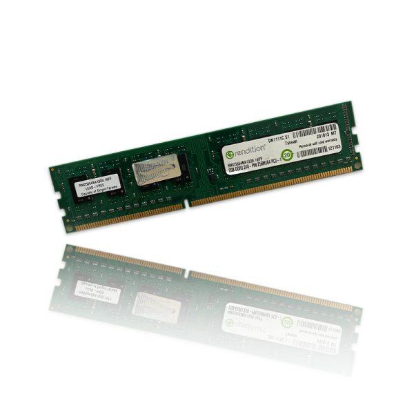 رم Crucial Rendition 2GB DDR3 1333Mhz