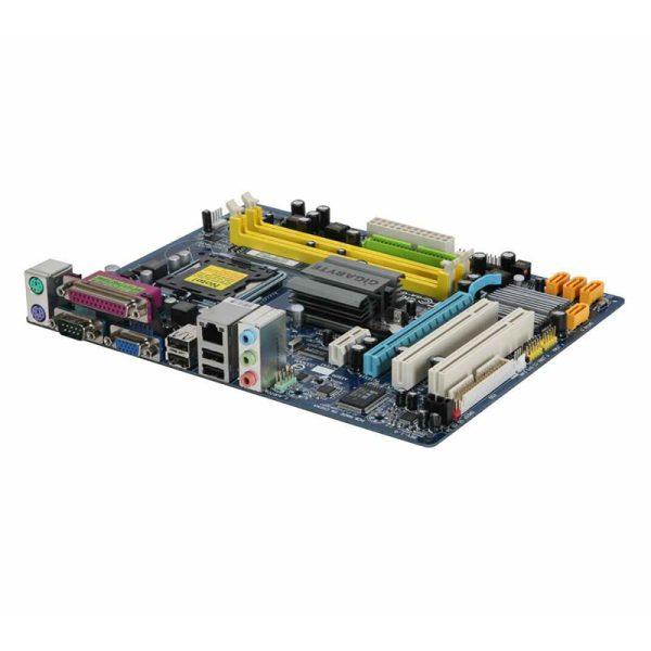 Gigabyte G41M ES2L + Intel Pentium E5300