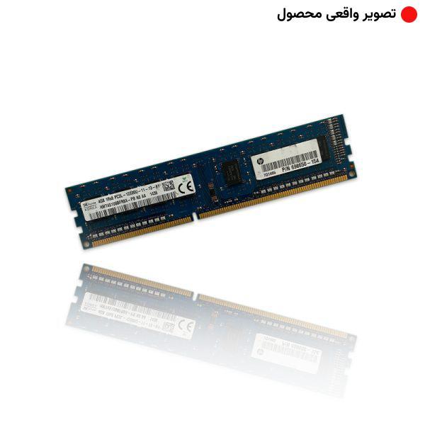 رم Hynix 4GB DDR3 1600Mhz