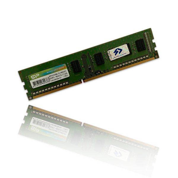 رم Silicon Power 2GB 1600Mhz DDR3