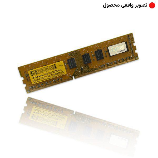 رم زپلین Zeppelin 4GB DDR3 1600Mhz