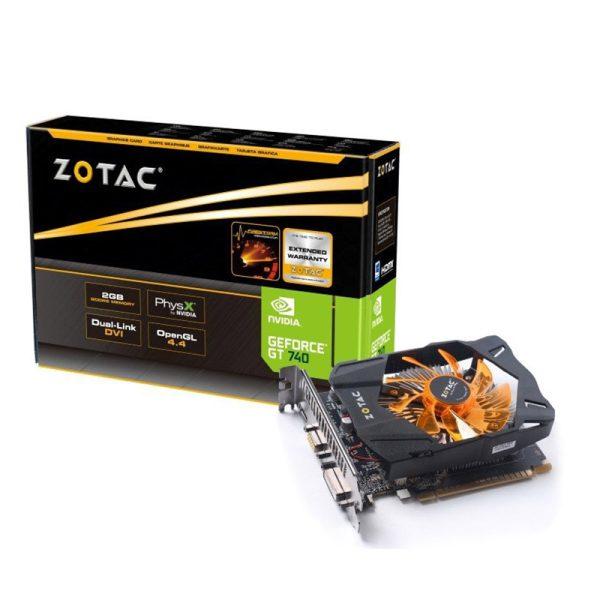 کارت گرافیک زوتاک Zotac GT 740 2GB GDDR5