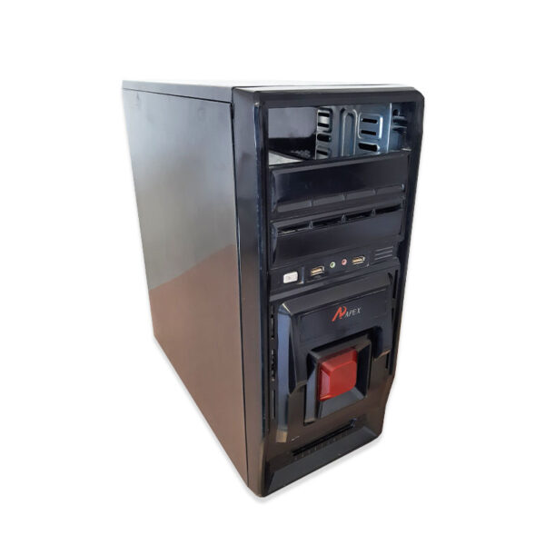 کیس کامپیوتر اپکس APEX BLACK