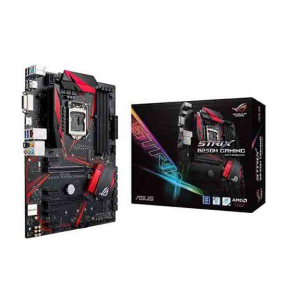 مادربرد ایسوس ASUS Strix B250H GAMING+ پردازنده اینتل Intel Core i7 7700