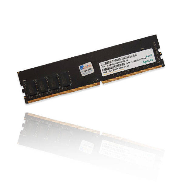 رم APACER 4GB 2400MHZ DDR4