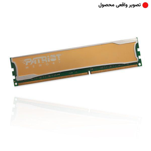 رم 4 گیگ پاتریوت PATRIOT 4GB DDR3 1333MHz