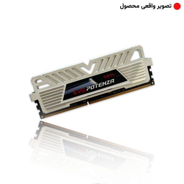 رم Geil Evo Potenza 2666Mhz 8GB DDR3